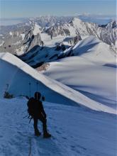 Ascensions dans le Caucase